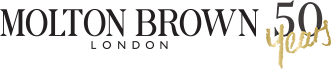 MOLTON BROWN 50years